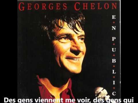 Georges Chelon - Et je compte les heures comme on compte les ans