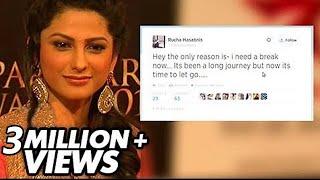 Rashi Bids Goodbye To Saath Nibhaana Saathiya - Star Plus Tv Show