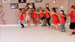 Rail Gaddi Video   Tutak Tutak Tutiya   Prabhudeva   Sonu Sood   kids dance