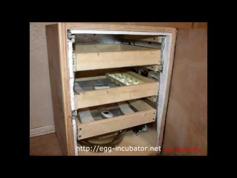 Egg Incubator - Homemade Egg Incubator with 95% incubation rate Part 0 of 6