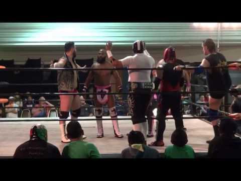 Lucha Libre GALLI por Mundo Fox #12