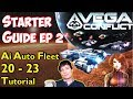 VEGA Conflict Starter Guide #2 Cargo 20 23 Auto Fleet Tutorial   NEW