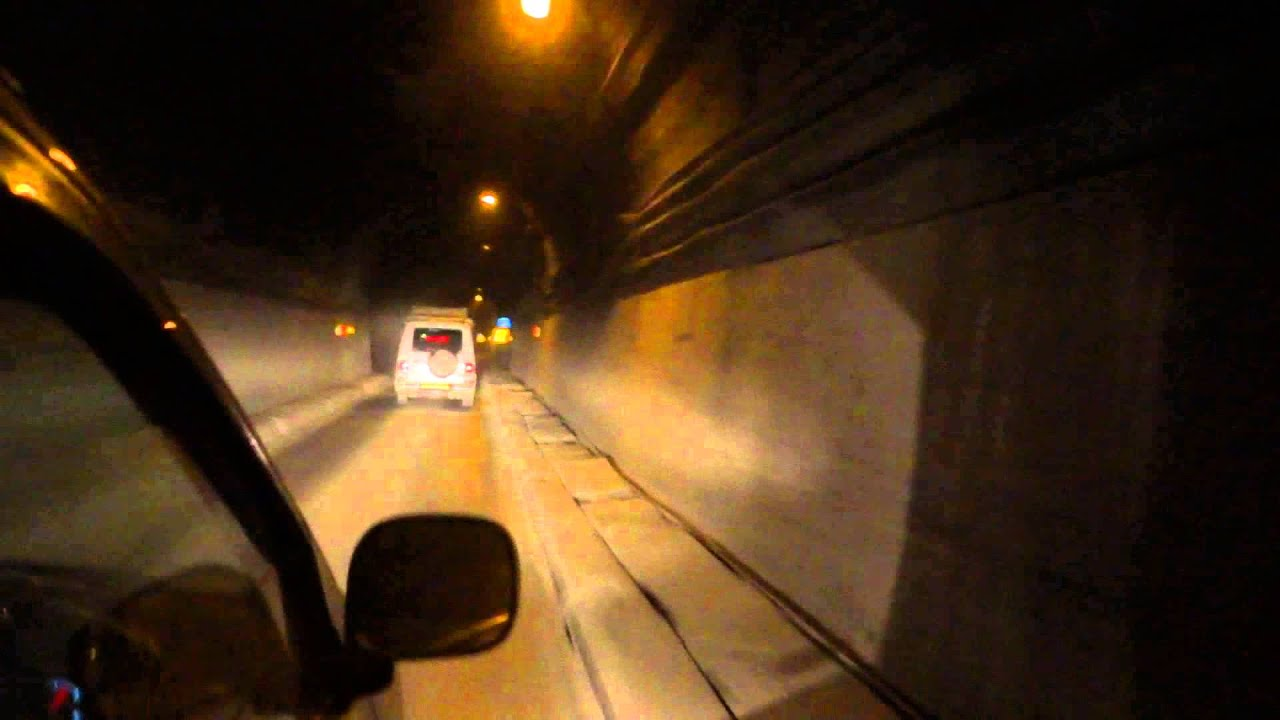Jawahar Tunnel Located Jawahar Tunnel 2.85 Kms Long