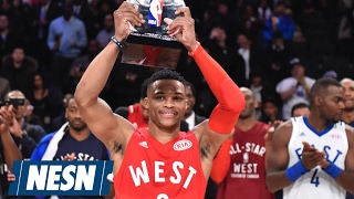 Four Fast Facts: NBA All-Star Game MVP Winners