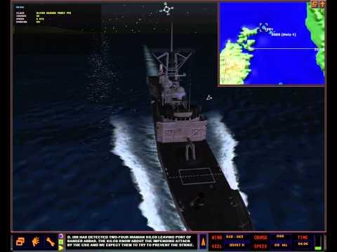 Let's Play: Dangerous Waters! Persian Gulf Breakout (1)