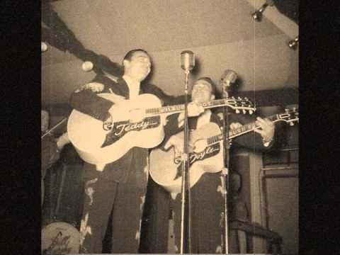 Doyle&Teddy - The Wilburn Brothers - Drifting Apart - Fightin' A Mem'ry