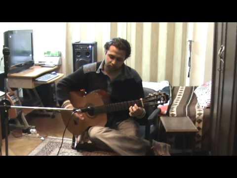 عزف جيتار شرقى روعة - وليد عبد الرحمن / فرقة أوتار الشرق