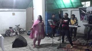 aj keno mon udashi hoye with beautiful dance bangle song   Miles bangla song