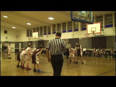 Canyon Heights Academy Boy Basketball 2 6 2014