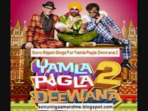 Suit Tera - Sonu Nigam & Sunidhi Chauhan - Yamla Pagla Deewana...