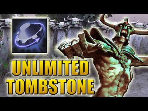 Left 4 Dead [Dota 2 Edition] Unlimited Zombie Attack | Ability Draft