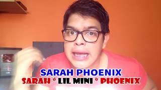 TE LA PRESENTO !!! LA RUBIA DE BONITA , Sarah Lil Mini Phoenix