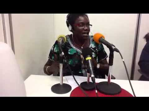 Mama Watoto-Christiana Among speaks to Radio Naija