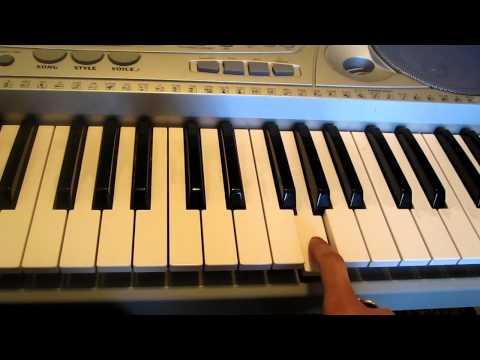 Kuch Kuch Hota Hai - Piano Tutorial video