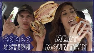We Try Arby's Secret Meat Mountain | COMBOnation