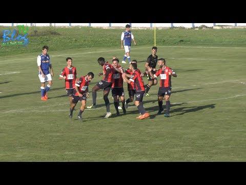 Spinazzola-Sporting Donia 0-1. La sintesi di Luca Caporale