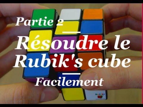 Comment faire le Rubik's cube, Partie 2 : La seconde couronne technique des belges