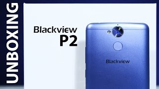 Blackview P2 - 4GB RAM, 64GB ROM y 6.000mAh por 179€