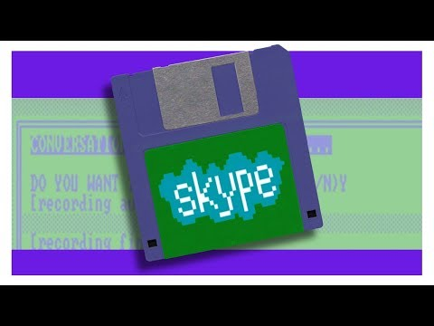 Why Skype wasn t invented in the  80s...