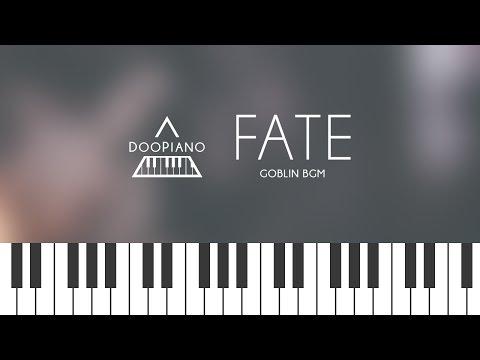 [Goblin BGM] 운명 (Fate) Piano Cover