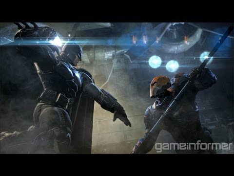 Batman: Arkham Origins - First Official Screenshots + Full Details Below - HD