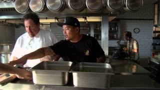 Chef: Behind the Scenes (Broll) with Chef Roy Choi