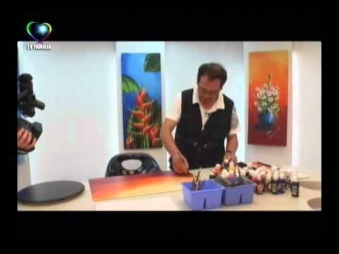 MAGICO MUNDO PINTURA CON CRAQUELADO Y CALABAZA 01