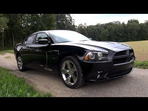 2013 Dodge Charger R/T 5.7L V8 (375 HP) Test Drive