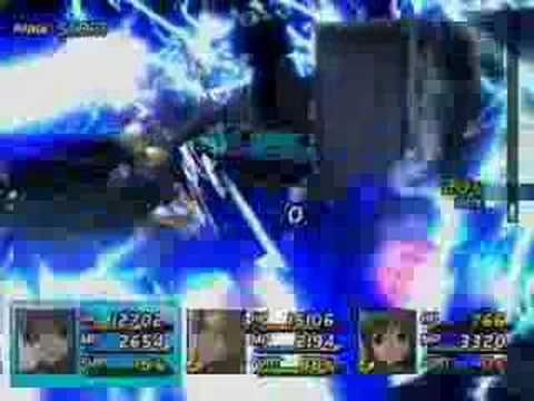 Star Ocean 3 Gabriel Celesta Fight