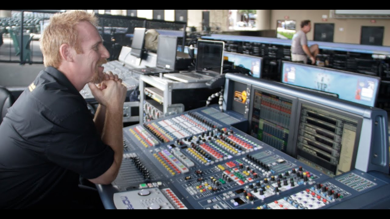 rob zombie foh engineer joel lonky on the midas pro 9 and