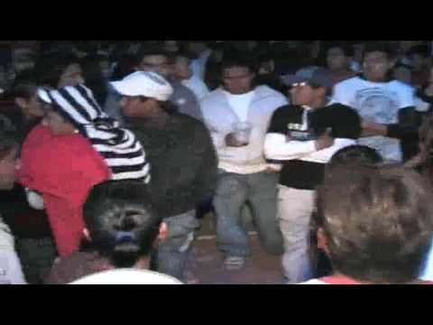 Sonido Fantasma - En San Andres Cholula Pue. Parte 2 Video
