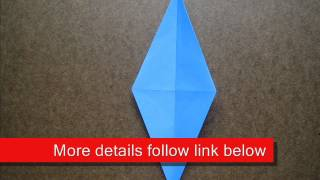 How To Fold Origami Blue Whale - Origamiinstruction.com
