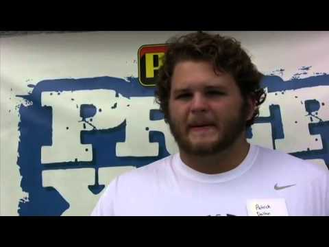 PrepXtra Football: Patrick Dalton, OT for Christian Academy of Knoxville
