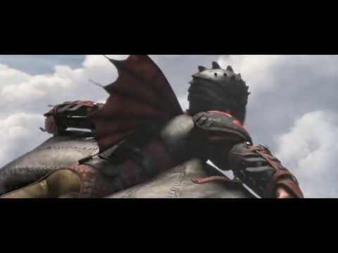 dragones de berk 2 (trailer)