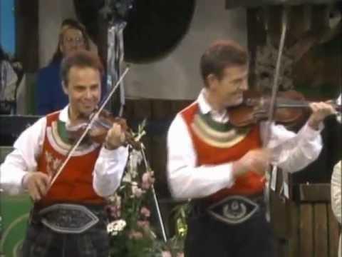 Die Zillertaler & trachtengruppe Hauser musikantenstadl Australia 1995