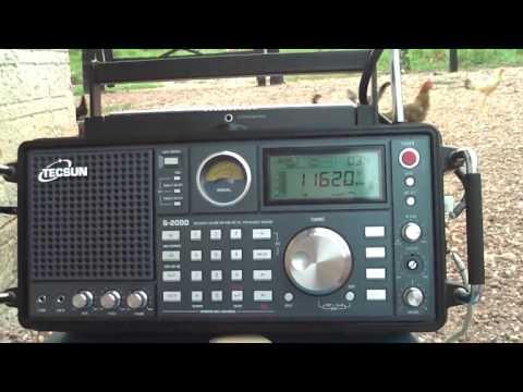 11620 kHz ALL India Radio - Music - ,  Khampur , New Delhi , India