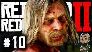 Red Dead Redemption 2 – Part 10 Gameplay | SAVING MICAH BELL | Walkthrough RDR2 PS4 Pro