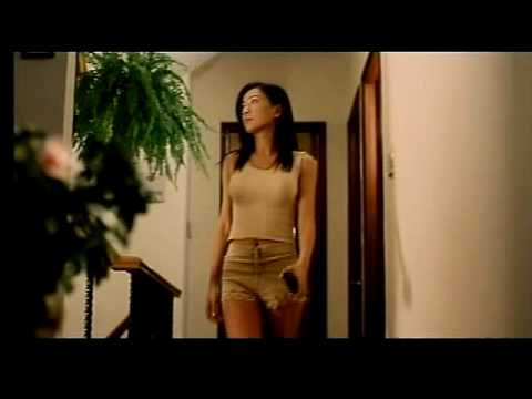 DEVIL TOUCH (Hong Kong; 2002) - hot psycho Pinky Cheung 張文慈 in lingerie vs Ken Wong 王合喜