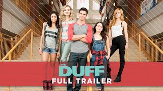 The DUFF - Movie Trailer HD (Mae Whitman, Bella Thorne, Robbie Amell)