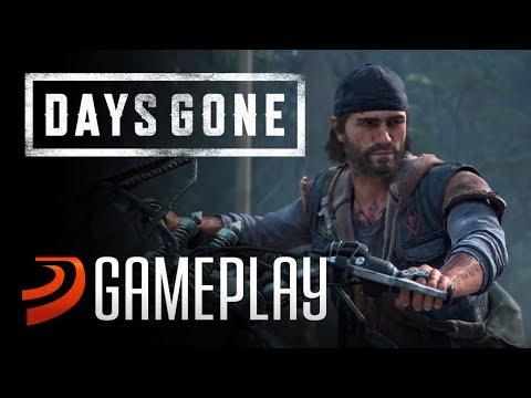 DAYS GONE y sus infectados quieren dominar PS4 en 2019