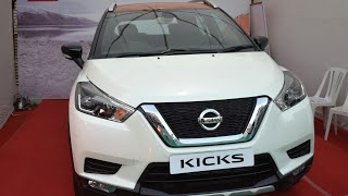 2019 Nissan Kicks White Colour - Walk Around