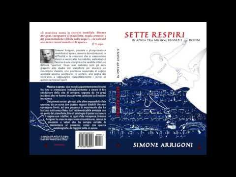 """Simone Arrigoni presenta il suo libro """"Sette respiri"""" a Radio Roma Capitale"""