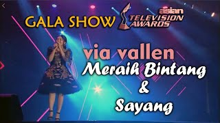 Meraih Bintang & Sayang - Full Penampilan Via Vallen 23rd Asian Television Awards 2019 (Gala Show)