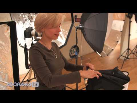Flashpoint Glow Softboxes: Product Overview: Adorama Photography TV