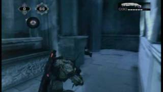 Gears of war 2 Crabwalk TUTORIAL [GOW2 Glitches] Plus unlimited working ammo... Roadie run