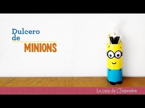 Recuerdo de Minions DIY Minions souvenirs