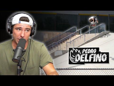 We Discuss Pedro Delfino's Spitfire Part!