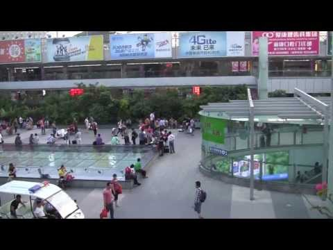 A SHORT TRIP TO SHENZHEN MAIN LAND CHINA)
