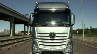 Mercedes Benz new ACTROS 2011 trucks