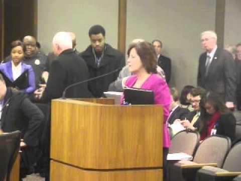 Virginia Senate Hearing on Marijuana Decriminalization Jan 28, 2015